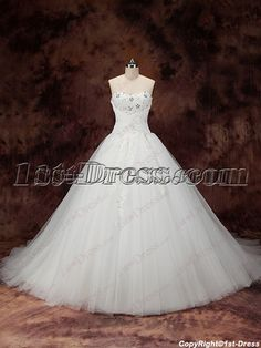 1st-dress.com Offers High Quality Sweet Ball Gown Wedding Dresses 2016,Priced At Only US$298.00 (Free Shipping)