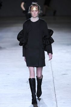 Simone Rocha Autumn/Winter 2014 Collection | Never Underdressed