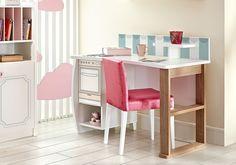Παιδικό γραφείο Cakehouse 2102 Loft, Bed, Furniture, Home Decor, Decoration Home, Room Decor, Lofts, Home Furniture, Interior Design