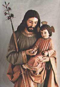 March 19 St.Joseph's day  *  Marzo 19 dia de San Jose