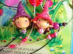 dragonfly: arándano y frambuesa!  papel maché  http://wwwdragonfly-dragonfly.blogspot.com.ar/