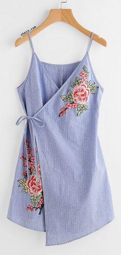 I think this would make a nice summer robe.