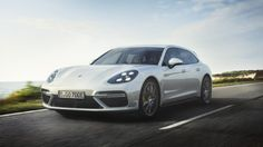 Porsche introduces new range-topping Panamera and it's a hybrid
