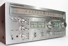 MCS 3253 VINTAGE MONSTER STEREO RECEIVER SERVICED * NICE!