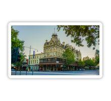 The Shamrock Hotel - Bendigo, Victoria Sticker
