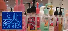 Bath and Body.. especially their hand soaps & hand sanitizers & wallflowers:)
