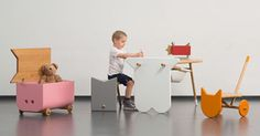 This Modern Kids Furniture Collection Was Inspired By Farm Animals