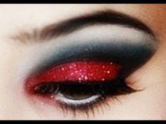 BEAUTIFUL! Glam Eye Makeup Tutorial