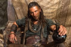 Black+Sails+2014 | Black Sails TV show to premiere on Starz in January 2014 - Black Sails