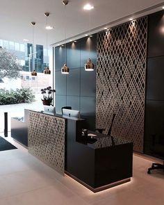 Home office for me and the honey❤ Comptoir De Réception, Bureau D Accueil 0b0dc3aaf27a