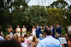Ivory Tribe real wedding - Erin and Andrew, Bannockburn VIC