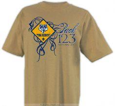 Razzle Dazzle Cub Scout Shirt - Cub Scout™ Pack Design SP2114
