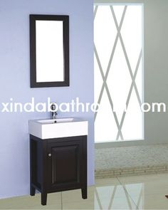 Xinda Bathroom Cabinet Co.,LTD Provide The Reliable Quality Wood Bathroom  Vanities Cabinets And