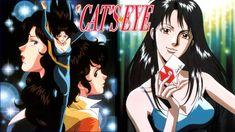 Cat's Eye (キャッツ♥アイ, Kyattsu Ai?, littéralement « Œil de chat »)