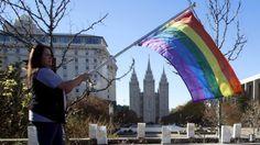 Miles abandonan iglesia mormona en EEUU tras polémica por el matrimonio gay