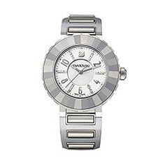 Swarovski New Octea Sport Silver Watch