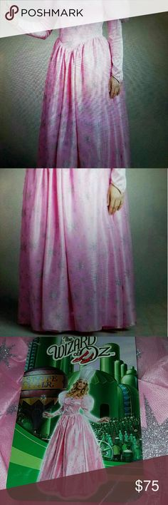 Glenda the Good Witch woman's dress When do the good witch from Wizard of Oz woman's dress size 810 dress only Dresses
