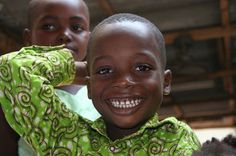A great smile from Togo.
