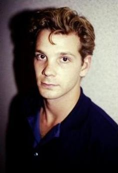 PETE DE FREITAS - LONDON - 15 MAY 1985.....DIED AT THE AGE OF 27 FROM A MOTERCYCLE ACCIDENT.