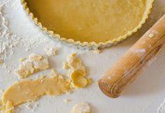 Pâte à #tarte au #beurre  #pate