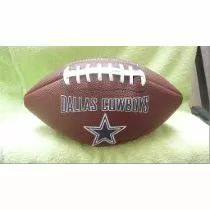 Balon Original Futbol Americano Dallas Cowboys 9931ed9b83f3f