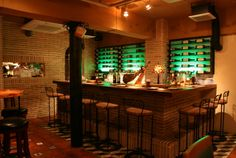 Spain Bar http://homepage2.nifty.com/macscarrot/