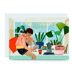 Have a relaxing birthday – Geburtstagskarte Freundlich, Rsvp, Birthday Cards, Polaroid Film, Ideas For Birthday Cards, Creative, Bday Cards, Birthday Greetings, Anniversary Cards