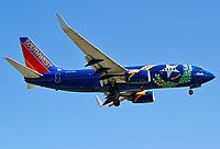 Southwest Airlines Boeing 737-7H4 Los Angeles - International (LAX / KLAX), USA - California, August 4, 2011, N727SW (cn 27859/274),  Tsuyoshi Hayasaki - AroundWorldImages