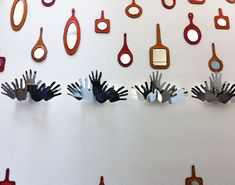 Hand-crafted hands! #interiordesign #craftsmanship #fun