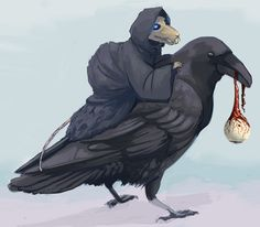 Death of Rats and Quoth the Raven