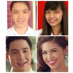 Before and after Maine Mendoza, Alden Richards, Hashtags, Twitter