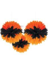 Halloween Fluffy Decorations - Party City