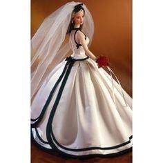 Vera Wang Bride Barbie