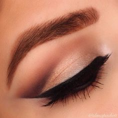 21 Gorgeous Makeup Looks for Brown Eyes ,brown eye makeup #Mascara #Eyeshadow #eyeliners #eyemakeup #makeup