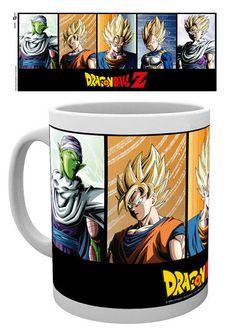 Dragon Ball Moody Dragonball Z Krus Tim Tim Desenho, Disney Pop, Qhd Wallpaper, Sublimation Mugs, Tea And Books, Anime Merchandise, Super Saiyan, Design Show, Tea Mugs