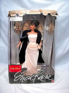1998 Erica Kane Special Edition Doll!  ♥ Mine!!
