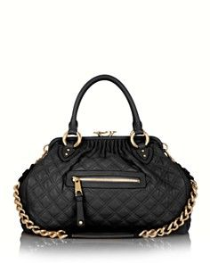 Marc Jacobs Quilted Stam