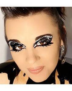 fairy unique makeup holiday makeup ideas pink fairy eye - Fairy Halloween Makeup Ideas