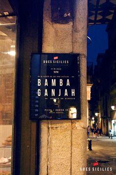 Música en directo en el Rincón de Les Dues Sicilies, el Born Barcelona, C/ Carders 22.