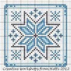 Creative Workshops from Hetti: december 2012