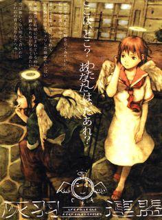 ABe Yoshitoshi | Haibane Renmei | #anime