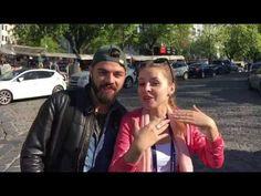 Ilinca & Alex Florea greet Blogilkar readers at ESC 2017 - YouTube