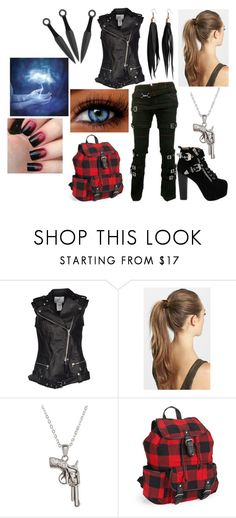 """""""Whitney, daughter of Zeus"""" by marinabean2 ❤ liked on Polyvore featuring JAKIMAC, Pierre Balmain, France Luxe, La Preciosa, Aéropostale and Jeffrey Campbell"""