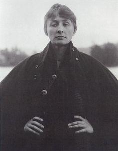 Georgia O'Keefe, 1918, Alfred Stieglitz:
