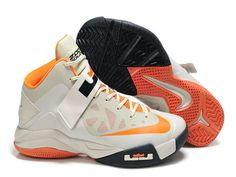 e4dfe14c4be Nike Zoom Soldier 6 Grey Orange White Black