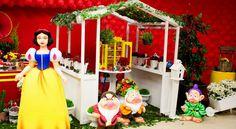 Festa Provençal - Site Oficial: Branca de neve