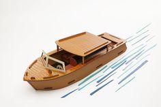 Hermès Petit h – Boat #hermes #petith