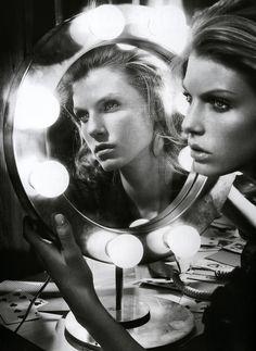 Angela Lindvall for Vogue Italia