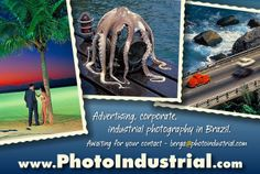 Advertising, corporate and industrial photography in Brazil. Location photos