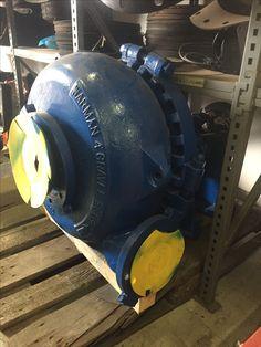 Warman slurry pump